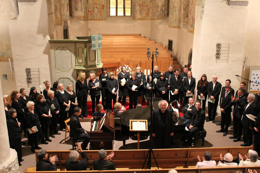 Bachwochen-Kantorei Konzert Ev. Kirche in Haiger
